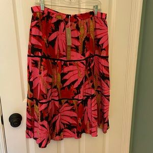 J. Crew tiered skirt, new with tags